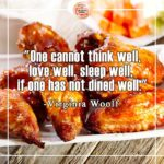 Chicken Wing Captions Pinterest