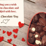 Chocolate Day Status For Love Pinterest