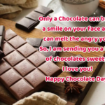 Chocolate Wishes Quotes Tumblr