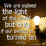 Christian Quotes On Light