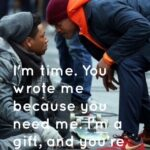 Collateral Beauty Time Quotes Tumblr