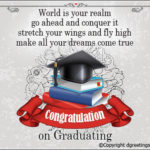 Congratulations Message For Convocation Facebook