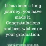 Congratulations Quotes For Graduation University Twitter