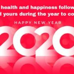 Corporate New Year Wishes 2019 Facebook