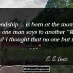 Cs Lewis Friendship Quotes Tumblr