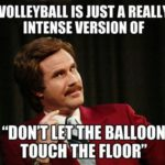 Cute Volleyball Captions