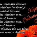 Dad Valentines Day Quotes