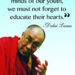 Dalai Lama Education Quotes