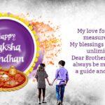 Dear Sister Happy Raksha Bandhan