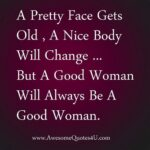Decent Woman Quotes Pinterest
