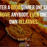 Delicious Dinner Quotes