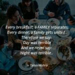 Dinner With Family Caption Pinterest