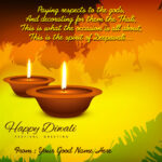 Diwali Wishes Creative Pinterest