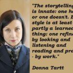 Donna Tartt Quotes