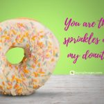 Donut Valentine Sayings