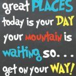 Dr Seuss Back To School Quotes Pinterest