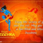 Dussehra 2018 Wishes Facebook