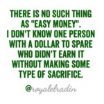 Easy Money Quotes Facebook