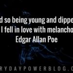 Edgar Allan Poe Sayings Facebook