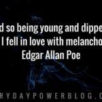 Edgar Allan Poe Sayings Facebook