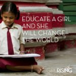 Educate A Girl Quote
