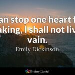 Emily Dickinson Love Quotes