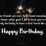 Emotional Birthday Wishes For Friend