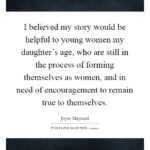 Encouragement For Daughters Quotes Tumblr