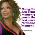 Encouragement For Entrepreneurs
