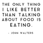 Enjoy Food Quotes Pinterest
