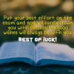 Exam Success Wishes