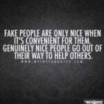 Fake Females Quotes Facebook