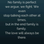 Family Will Always Be There Quotes Pinterest