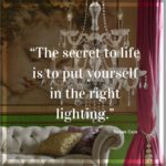 Famous Chandelier Quotes