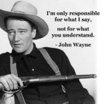 Famous John Wayne Quotes Pinterest