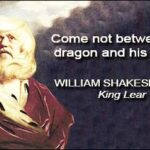 Famous Lines From King Lear Pinterest