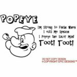 Famous Popeye Phrases Twitter