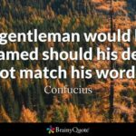 Famous Quotes About Being A Gentleman