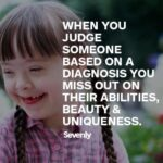 Famous Quotes About Down Syndrome Facebook