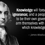 Famous Quotes About Ignorance Pinterest