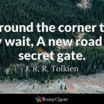 Famous Tolkien Quotes