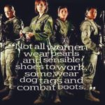 Female Military Quotes Twitter