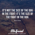 Fight In The Dog Quote Tumblr