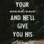 Finding Strength In God Quotes Tumblr