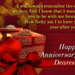 First Anniversary Message For Girlfriend