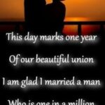 First Anniversary Quotes For Husband Tumblr