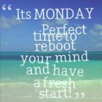 Fresh Monday Morning Quotes