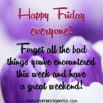 Friday Inspirational Quotes Facebook