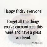 Friday Quotes And Sayings Facebook