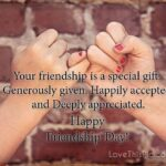 Friendship Day Special Quotes Twitter